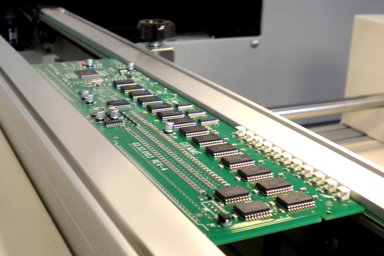 produzione scheda elettronica personalizzata